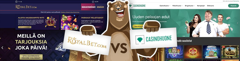 Royal Bet Casino vs Casinohuone
