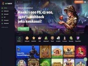 Slot Hunter Casino