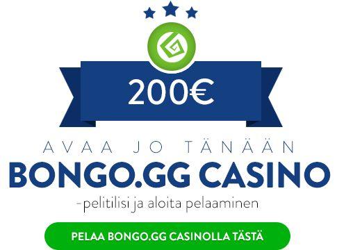 Bongo.gg Casino bonus