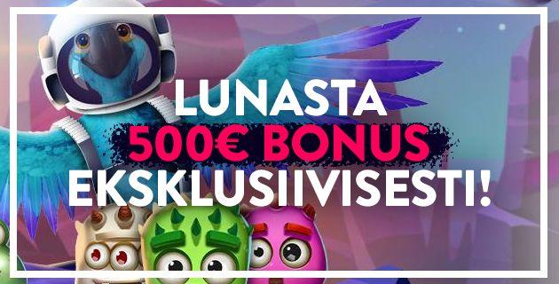Karamba Casino - Eksklusiivinen bonus