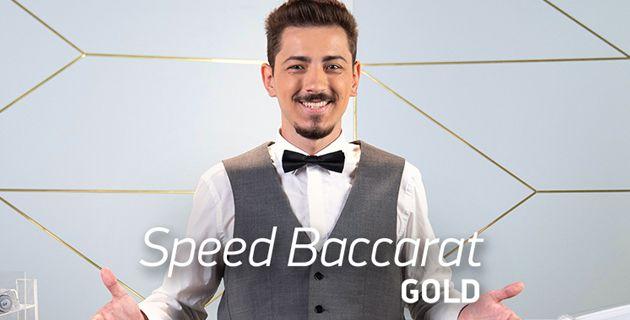 NetEnt - Speed Baccarat
