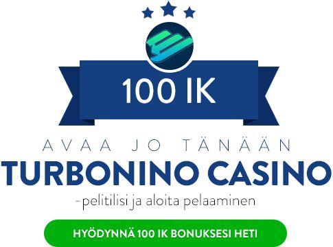 Turbonino Casino bonus