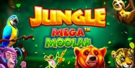 Mega Moolah Jungle