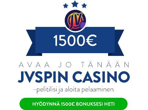 JVSpin Casino bonus