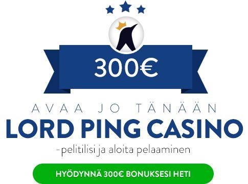 Lord Ping Casino bonus