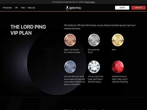 Lord Ping Casino VIP