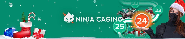 Ninja Casino joulukalenteri