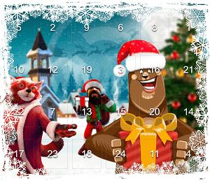 Veikkaus joulukalenteri