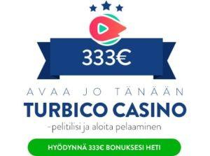 Turbicocasino Bonus