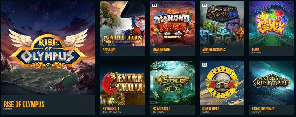 Dream Vegas Casino Pelit