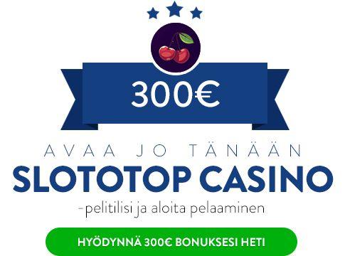 Slototop Casino bonus