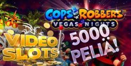 VideoSlots 5000 peliä