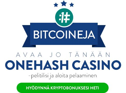 OneHash Casino bonus