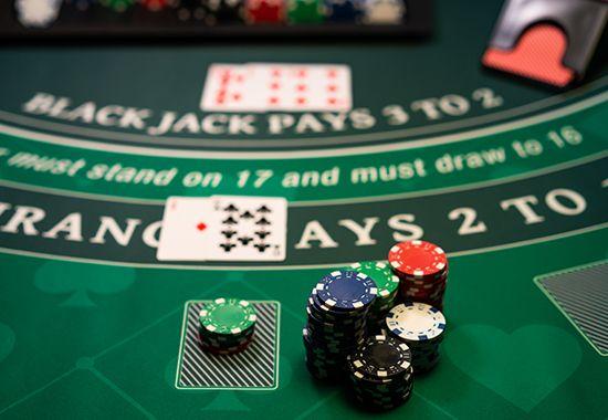 Netissä pelattavat rahapelit - Pöytäpelit