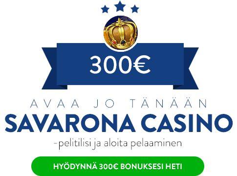 Savarona Casino bonus