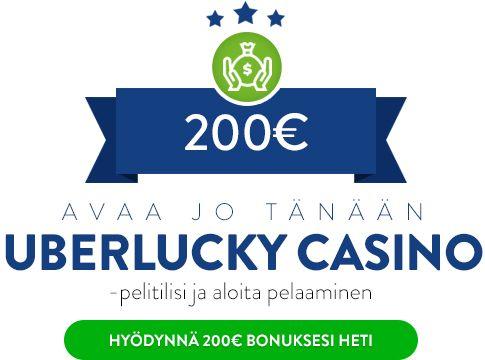 UberLucky Casino bonus