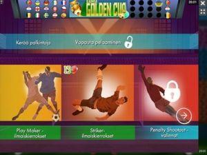 Euro Golden Cup peli