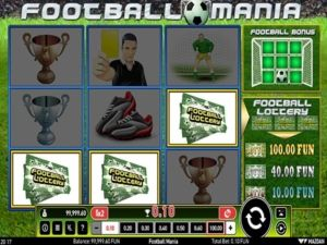 Fooball Mania voitto