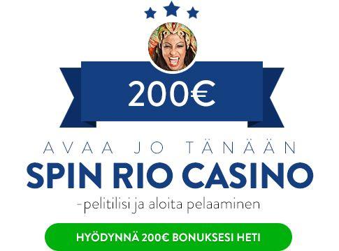 Spinrio Casino Bonus