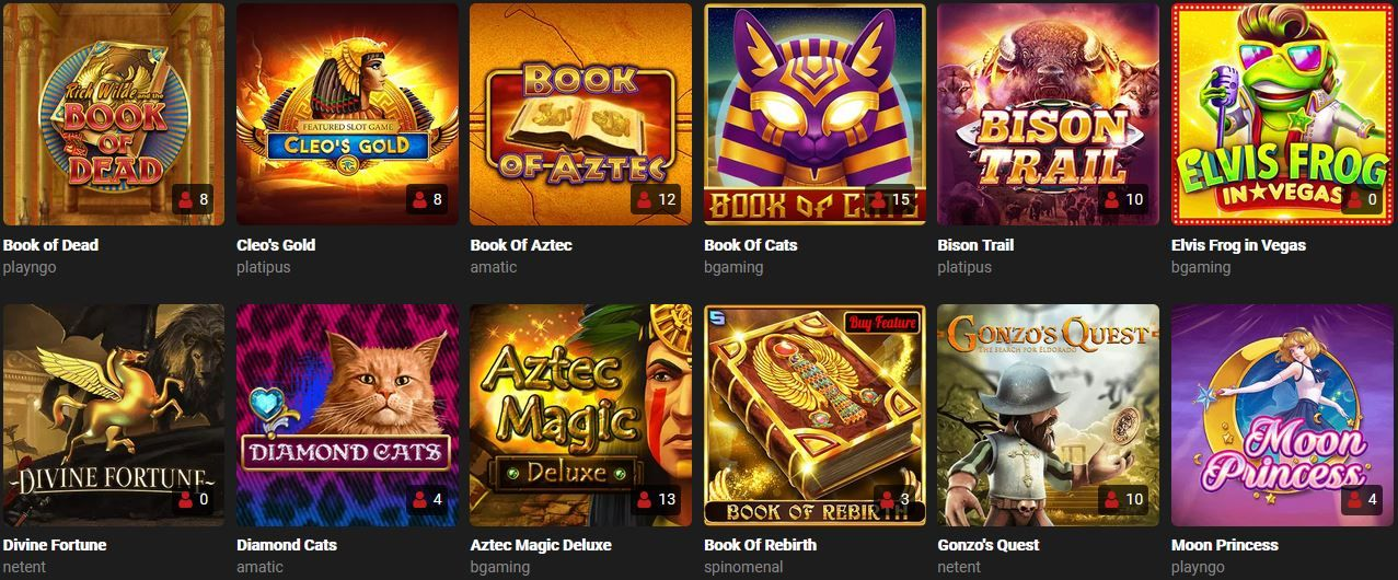 RedPingWin Casino Pelit