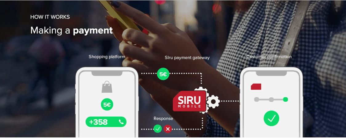 Miten Siru Mobile casino toimii käytännössä?