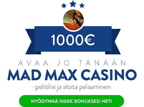 madmaxcasino bonus