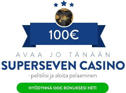 SuperSeven Casino Bonus