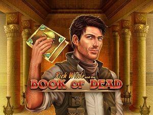 Book of Dead- ilmaispyöräytykset ilman talletusta 2021