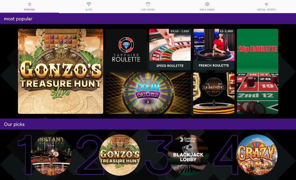 Betkwiff Casino Pelit