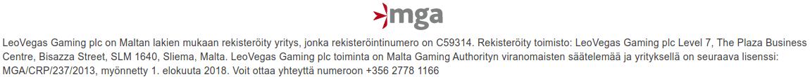 GoGo Casino Lisenssi