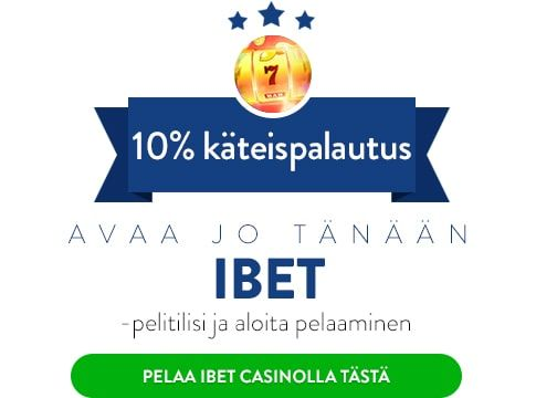 iBet Casino Bonus