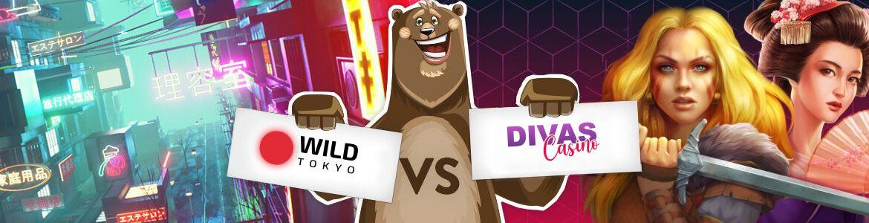 Wild Tokyo vs DivasLuck