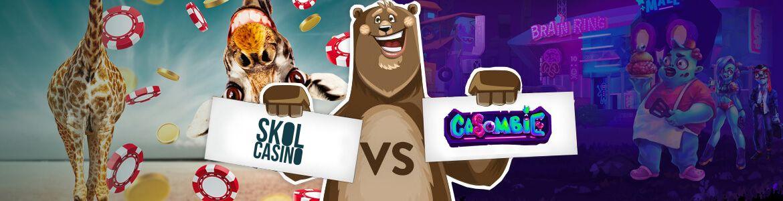 Skol vs Casombie