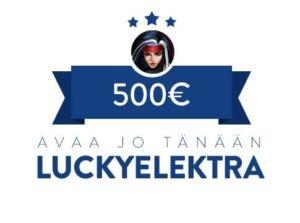 Lucky elektra Casino bonus