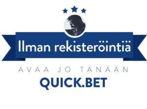 QuickBet Casino bonus