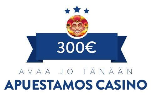 Apuestamos Casino bonus