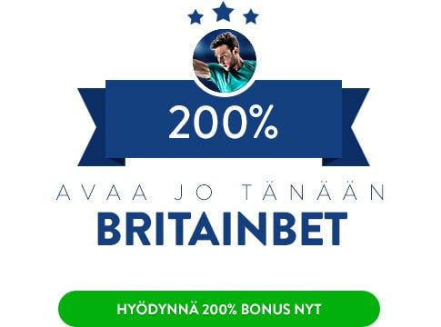 BritainBet Casino Bonus