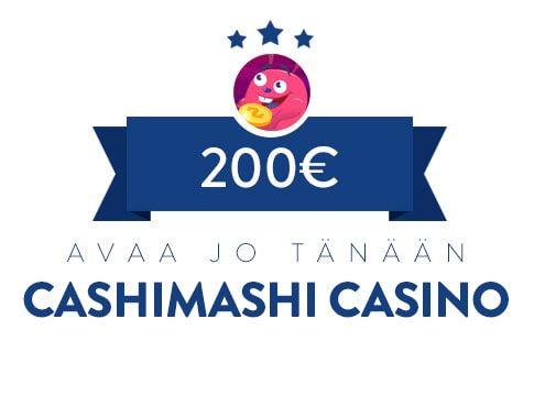 Cashimashi Casino bonus