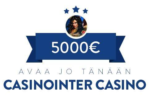 CasinoInter Bonus