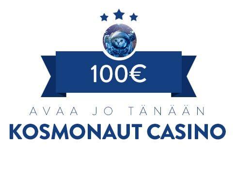 Kosmonaut Casino bonus