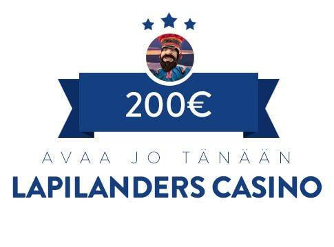 Lapilanders Casino bonus