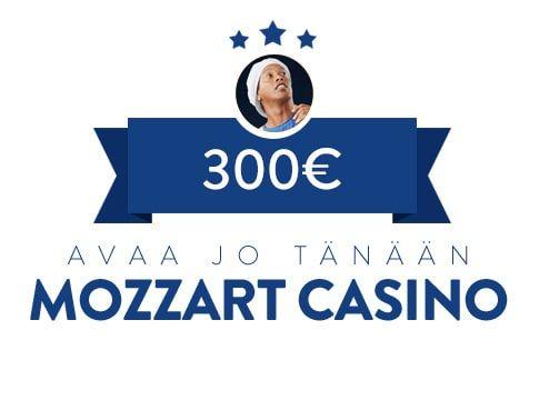 Mozzart Casino bonus