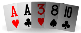 Pari pokerikasi
