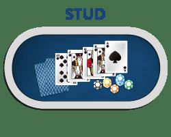 Pokeri peli - Stud