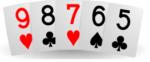 Suora pokerikasi
