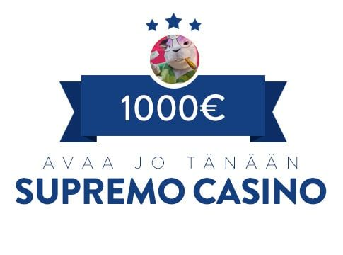 Supremo Casino bonus