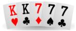 Täyskäsi pokerikasi