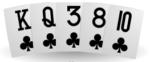 Väri pokerikasi