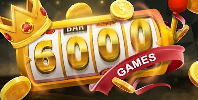 Videoslots Casino juhlii 6000 peliään