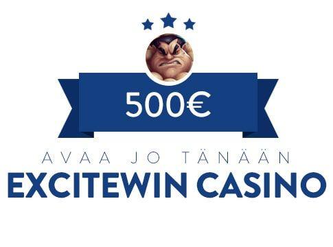 ExciteWin Casino bonus